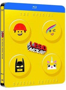 La grande aventure lego - édition spéciale - boîtier steelbook - blu-ray