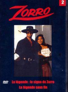 Zorro (vol 2 :episode 3 et 4)