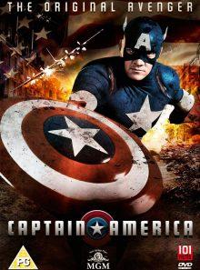 Captain america (1990) - dvd uk