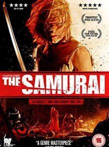 The samurai [dvd]