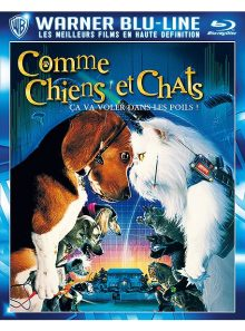 Comme chiens et chats - blu-ray