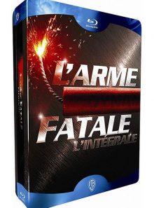 L'arme fatale - l'intégrale - blu-ray