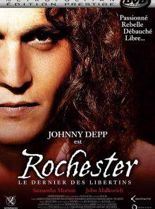 Rochester - le dernier des libertins - édition prestige