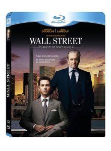Wall street 2 - l'argent ne dort jamais - blu ray