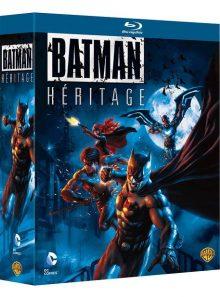 Batman héritage : le fils de batman + batman vs robin + mauvais sang - pack - blu-ray