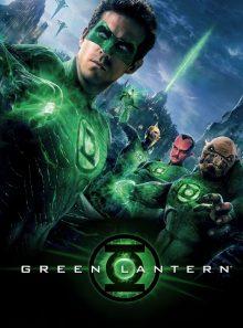 Green lantern: vod hd - achat