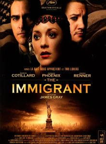 The immigrant: vod sd - location