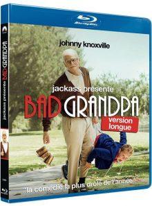Bad grandpa - version longue - blu-ray