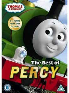 Thomas the tank engine and friends: the best of percy