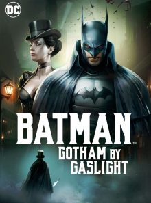 Batman: gotham by gaslight: vod hd - location