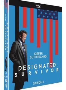 Designated survivor - saison 1 - blu-ray