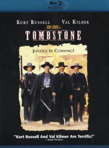 Tombstone - blu ray import