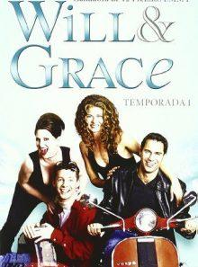 Will &amp,  grace (primera temporada) (import movie) (european format zone 2) (2011) varios