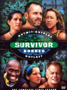 Survivor borneo (2000) - intégrale première saison du koh lanta américain