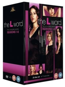 The l word - series 1-6 - complete [import anglais] (import) (coffret de 24 dvd)
