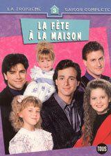 La fête à la maison - saison 3 - edition belge