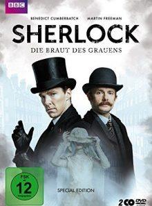 Sherlock-die braut des grauens