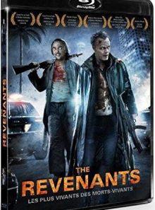 The revenants - blu-ray