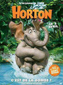 Horton: vod hd - achat