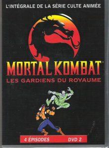 Mortal kombat  - les gardiens du royaume