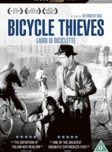 Bicycle thieves [import anglais] (import)
