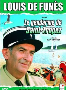 Le gendarme de st tropez (louis de funes) french only