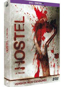 Hostel - chapitres i + ii + iii - dvd + copie digitale