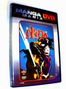 Ninja scroll - manga mania dvd