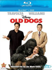 Old dogs [blu ray]
