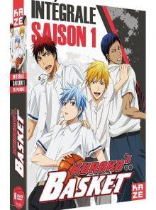 Kuroko's basket - intégrale saison 1
