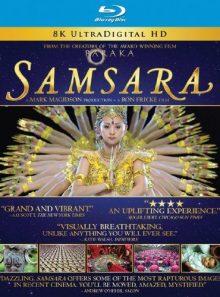 Samsara [blu ray]