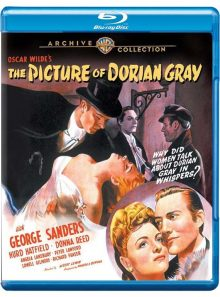 Picture of dorian gray (1945/ archive collection/ on demand dvd-r/ blu-ray)