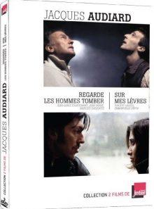 2 films de jacques audiard : regarde les hommes tomber & sur mes levres (coffret de 2 dvd)