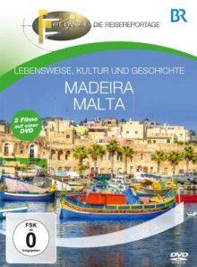 Madeira & malta