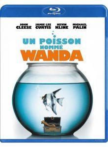 Un poisson nommé wanda - blu-ray