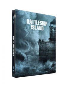 Battleship island - édition director's cut boîtier steelbook - combo blu-ray + dvd