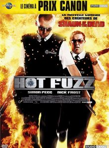 Hot fuzz - édition simple