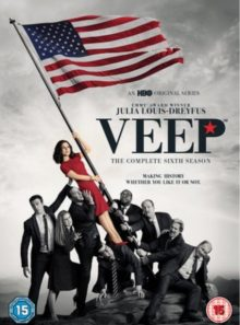 Veep the complete sixth season