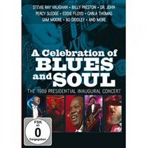 A celebration of blues and soul: the 1989 presidential inaugural concert [dvd]