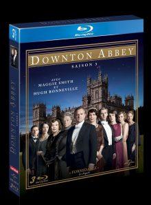 Downton abbey - saison 3 - blu-ray