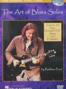 The robben ford clinic