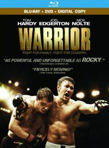 Warrior [blu ray]