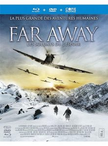 Far away : les soldats de l'espoir - combo blu-ray + dvd + copie digitale