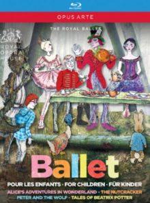 Ballet for children the royal ballet