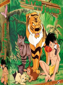 Le livre de la jungle - intégrale de la série tv (9 dvd + livret)