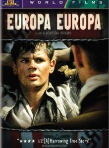 Europa europa - ntsc
