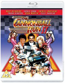 The cannonball run ii (dual format blu-ray & dvd)