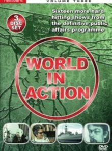 World in action - volume 3 [dvd]
