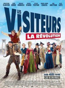 Les visiteurs, la révolution - blu-ray