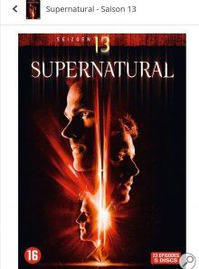 Supernatural - seizoen 13